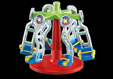 6440 Attraction de chaises volantes