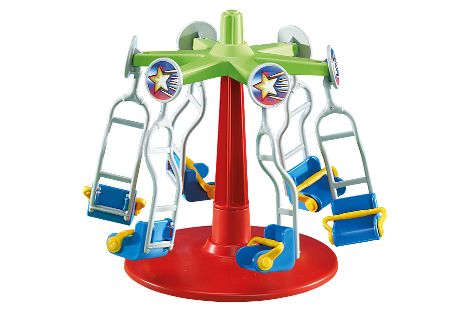 6440 Carnival Swings detail image 1