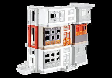 6443 Floor Extension for Furnished Children's Hospital (6657)