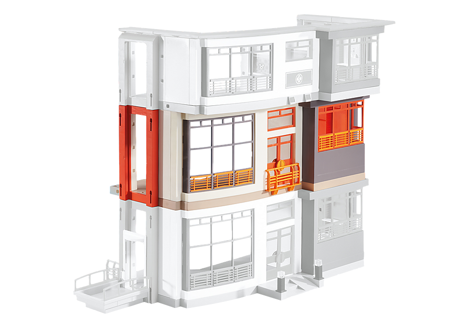 6443 Floor Extension for Furnished Children's Hospital (70190) detail image 1