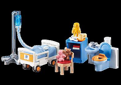 6444 Kinderziekenhuiskamer
