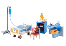 Playmobil Child Hospital Room 6444