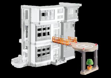 City life playmobil schweiz for Jugendzimmer 6457