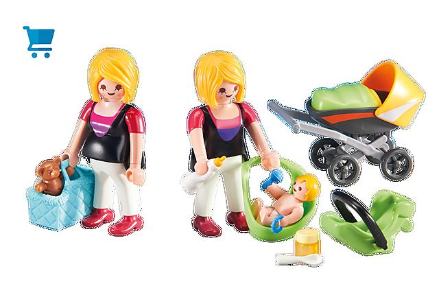 6447_product_detail/Embarazada y Mamá con Bebé
