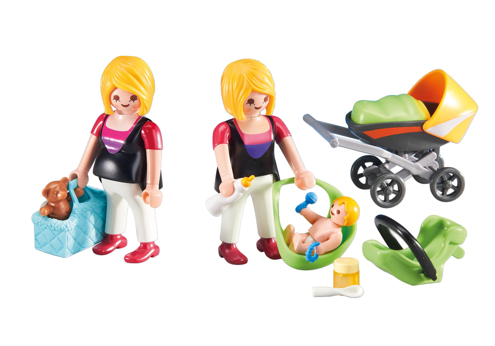 http://media.playmobil.com/i/playmobil/6447_product_detail/Embarazada y Mamá con Bebé