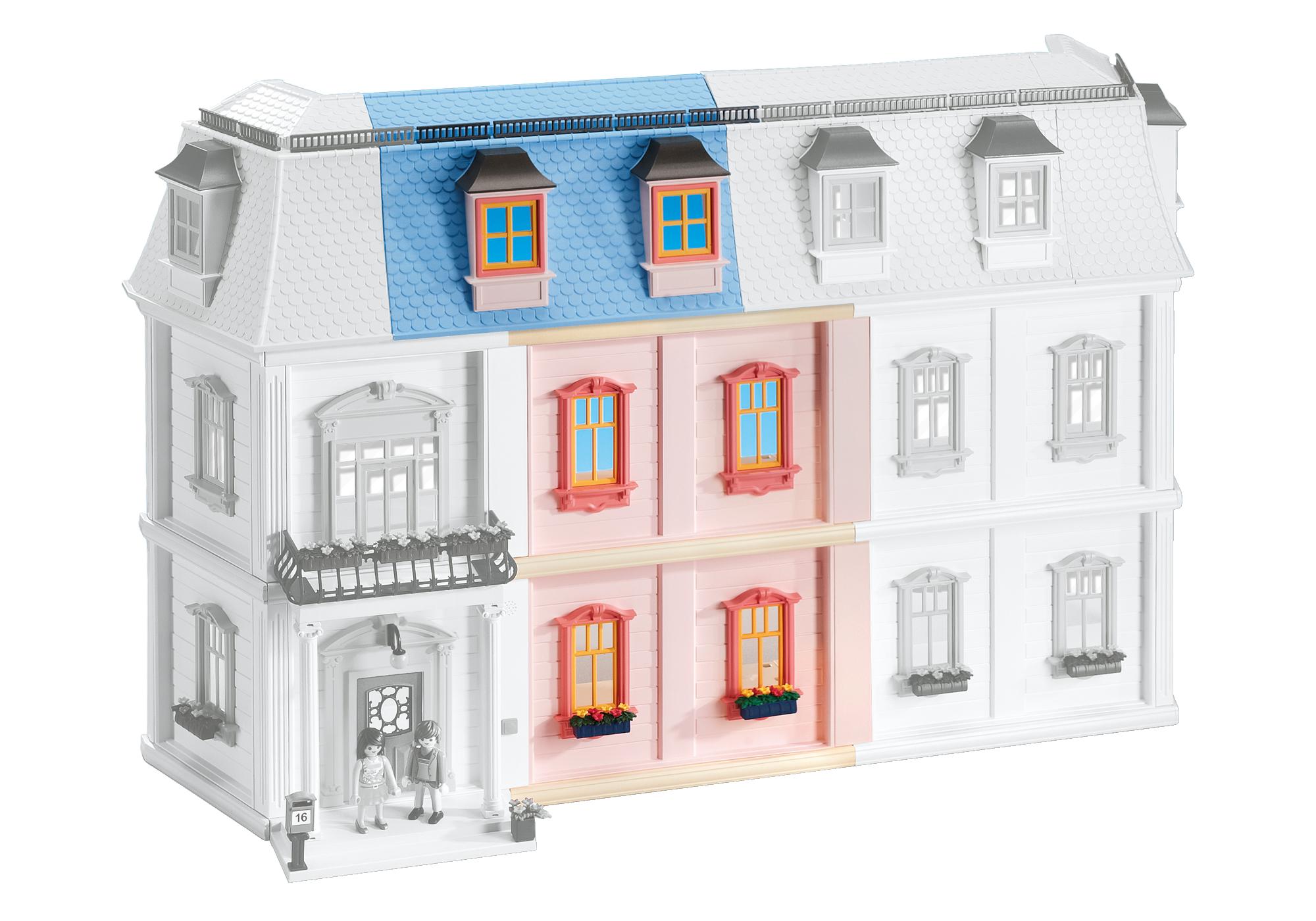 Casa delle bambole estensione a playmobil italia