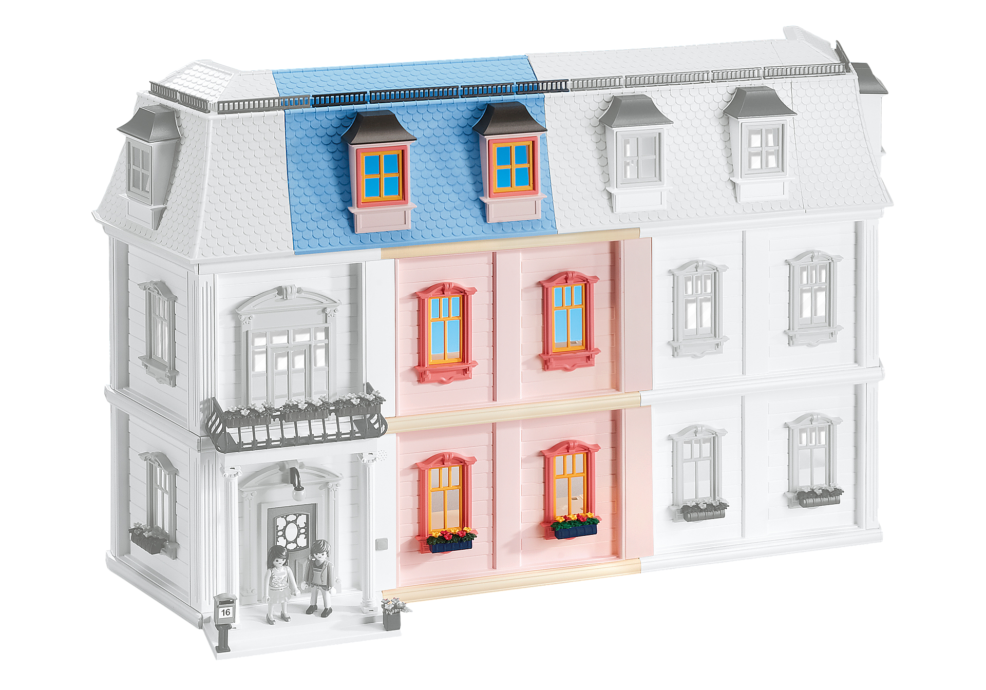 6452 Horizontal Extension for Deluxe Dollhouse (5303) zoom image1