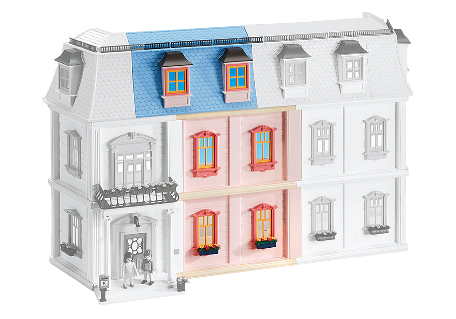 6452 Horizontal Extension for Deluxe Dollhouse (5303) detail image 1