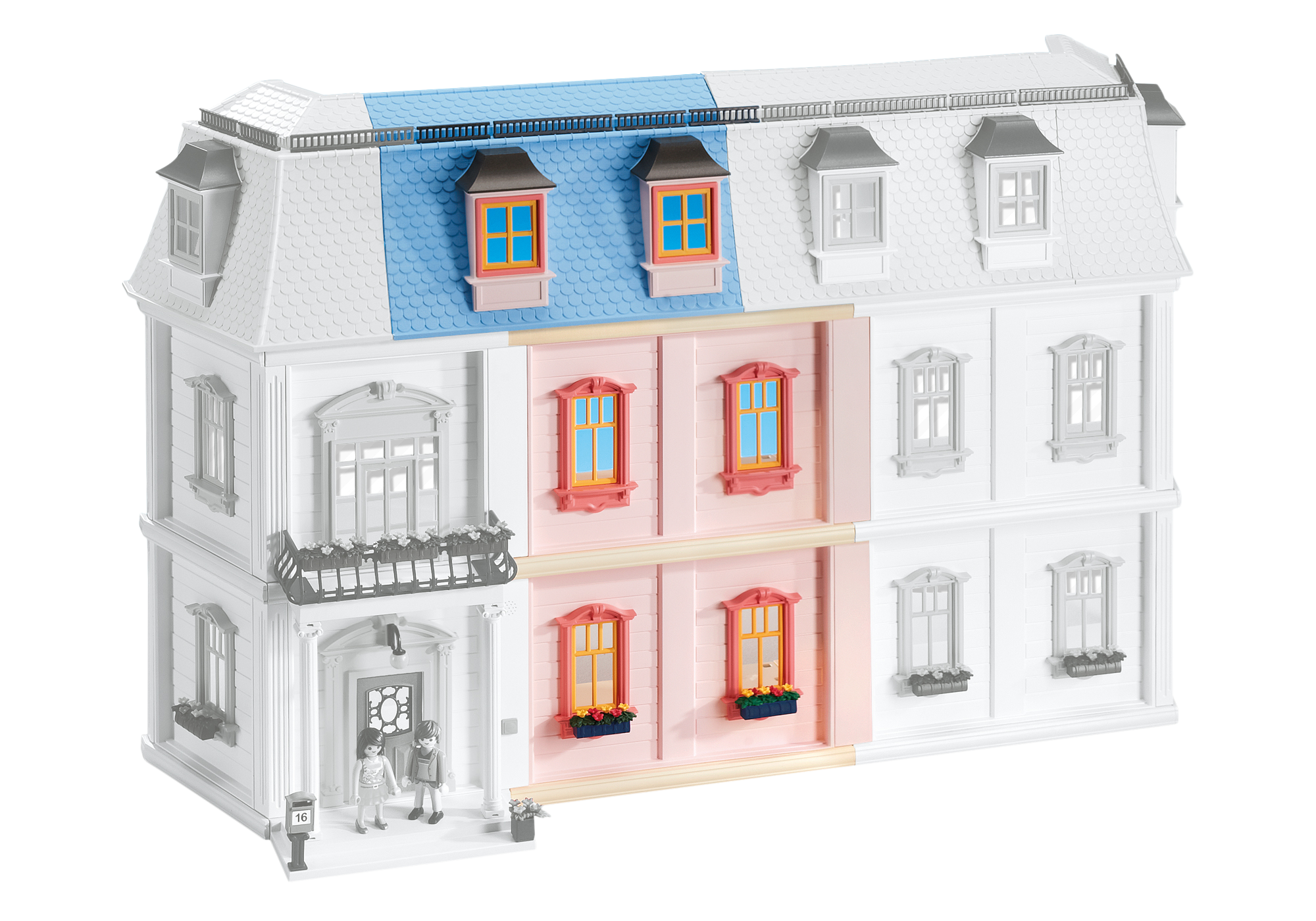 Horizontal Extension For Deluxe Dollhouse 5303 6452 Playmobil Usa