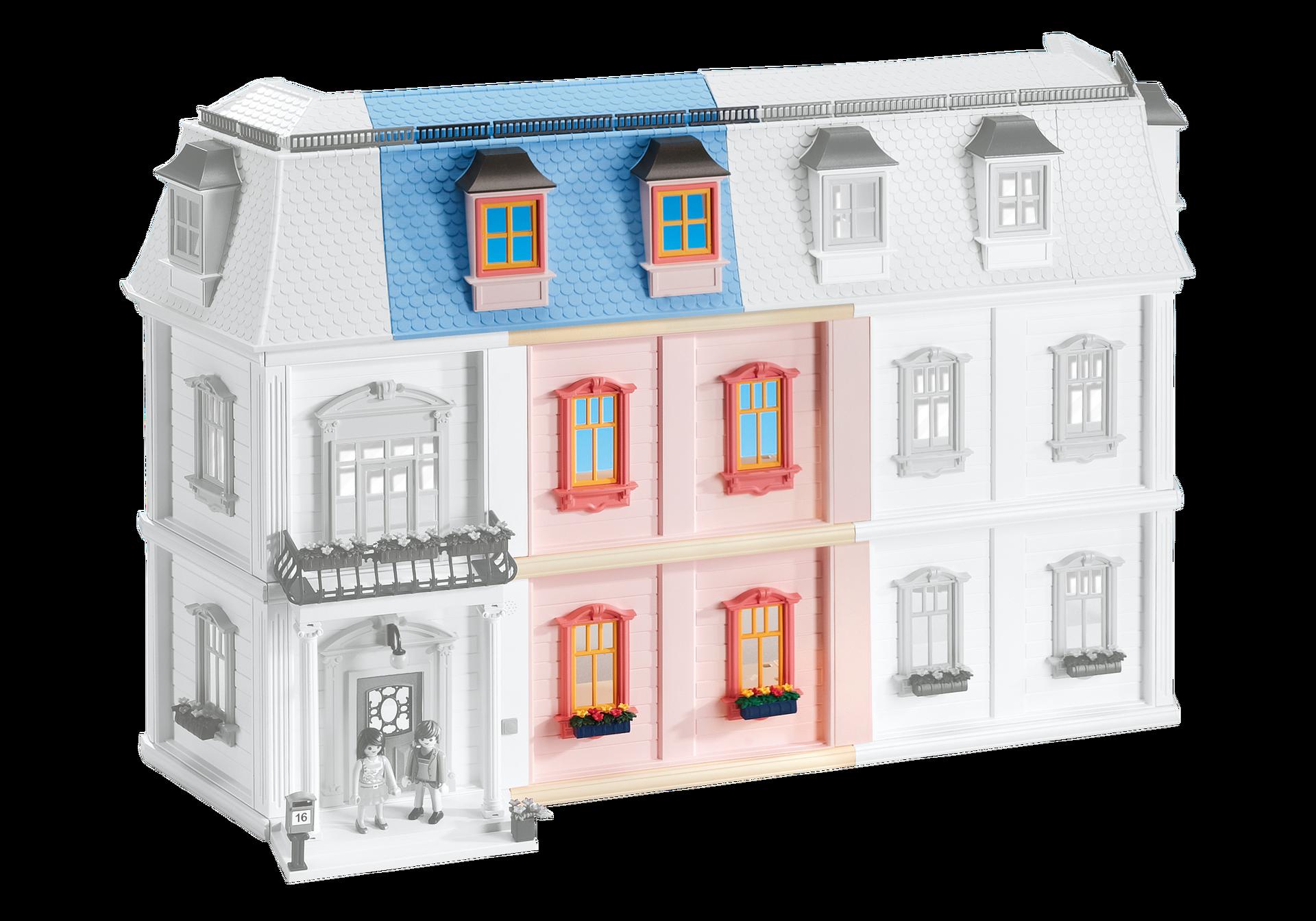 Fa ade suppl mentaire pour maison traditionnelle r f for Facade maison traditionnelle