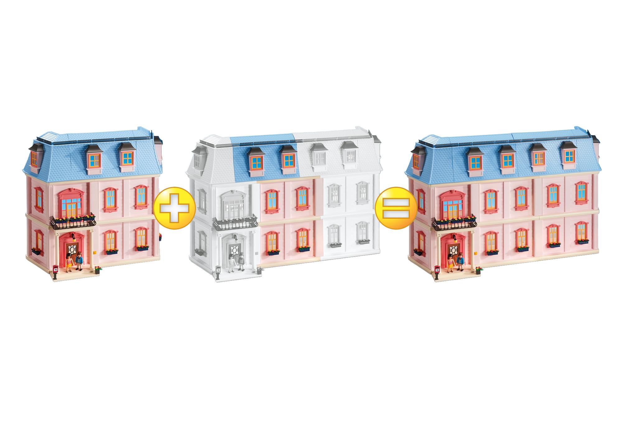 Uitbreidingsset a voor herenhuis playmobil nederland