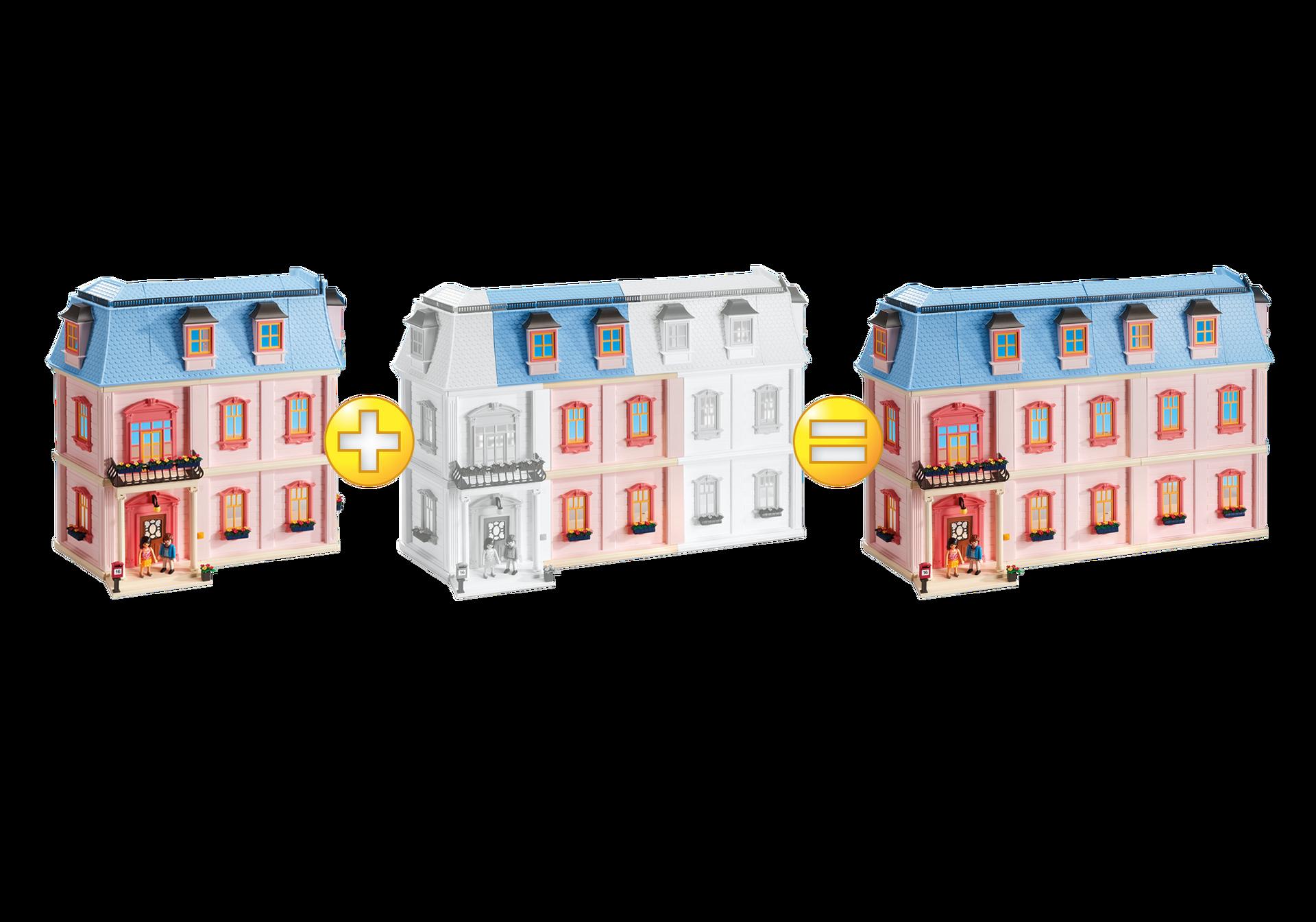 Casa delle bambole estensione a 6452 playmobil® italia