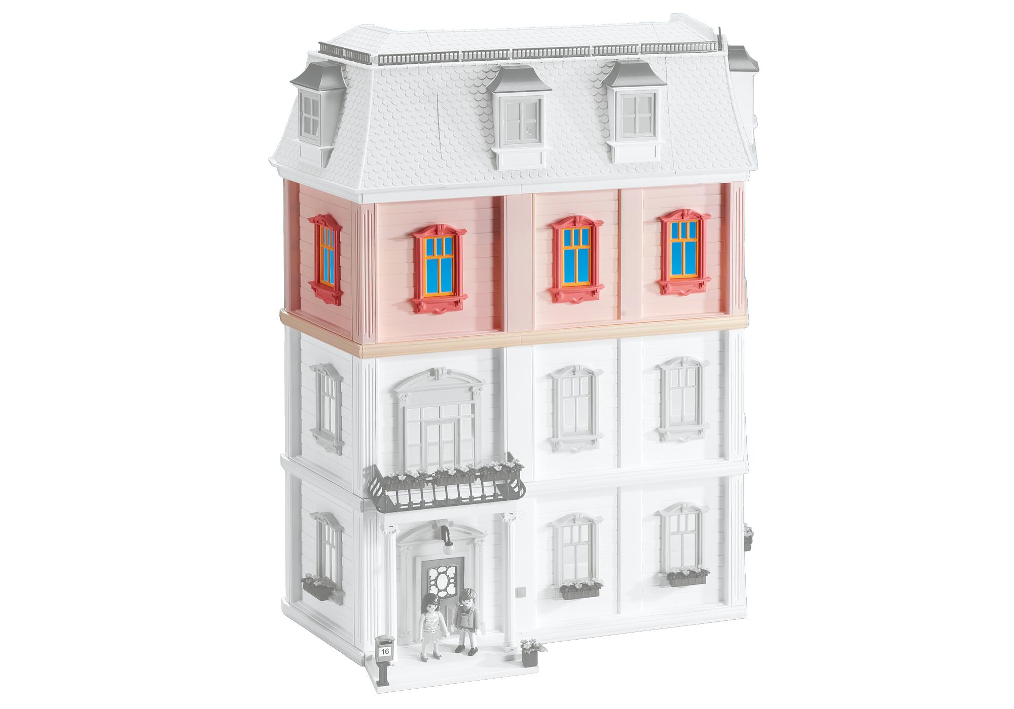 Playmobil Dollhouse Slaapkamer : Uitbreidingsset b voor herenhuis playmobil nederland