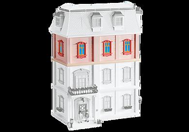 6453 Corner Floor Extension for Deluxe Dollhouse (5303)