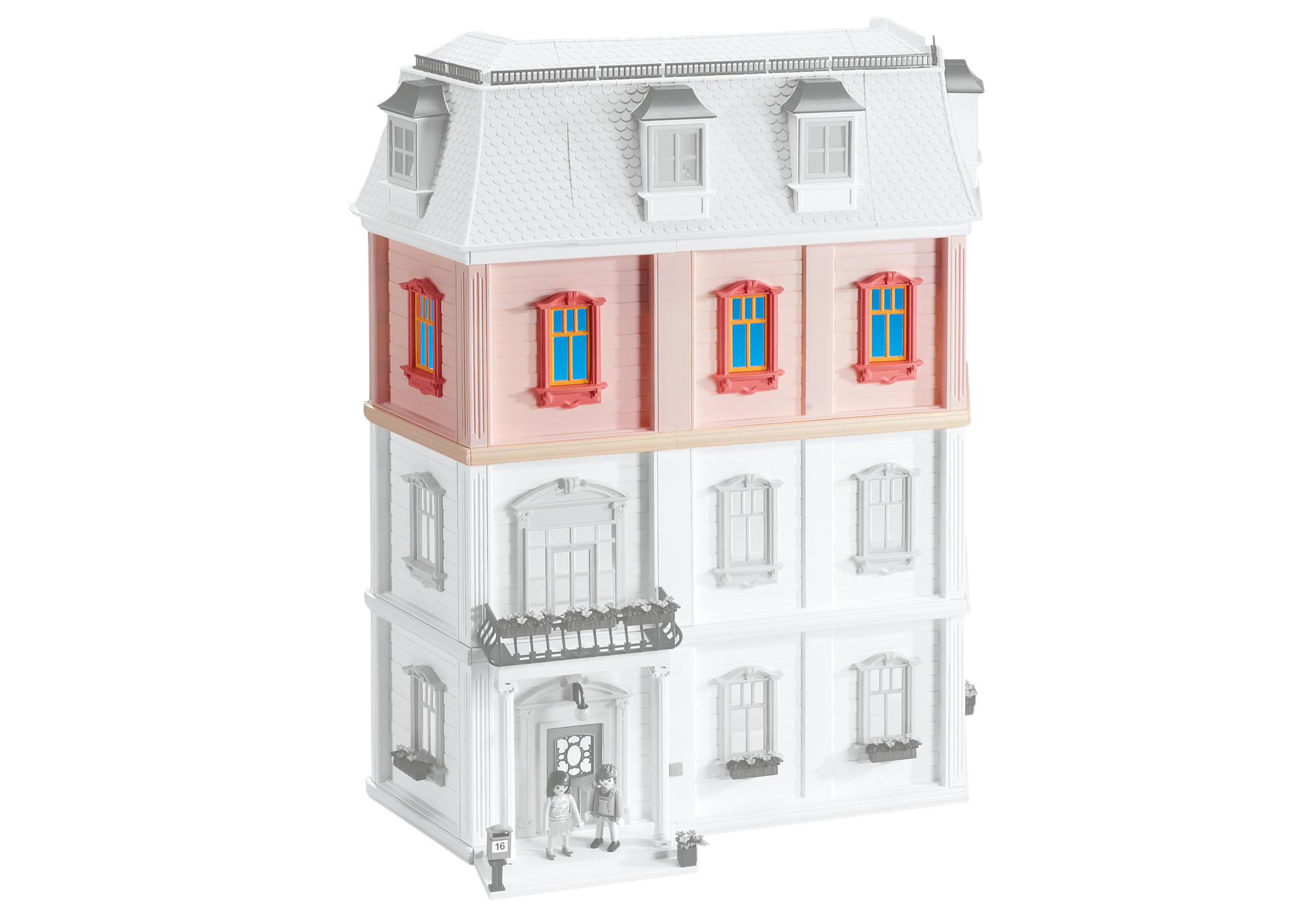 Doll House La Maison De Ville Playmobil France