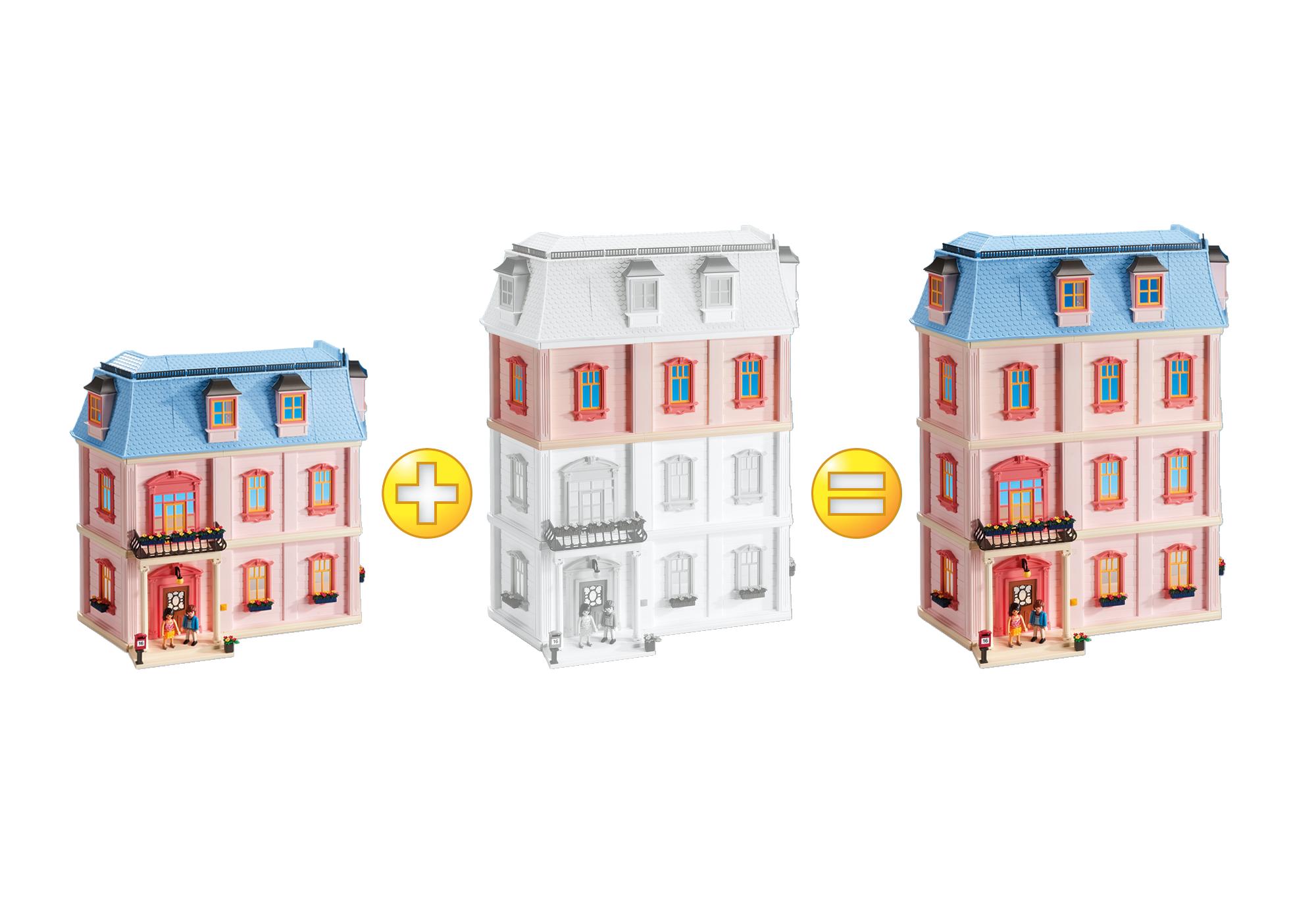 Playmobil Ausmalbilder Luxusvilla : Gro Z Gig Ausmalbilder Playmobil Kinderzimmer Bilder