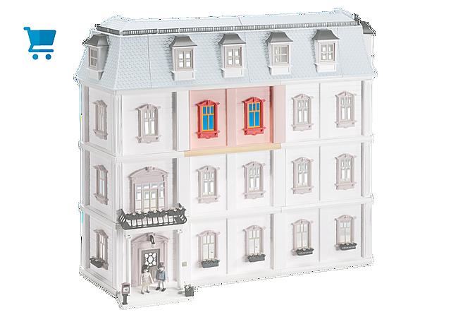 6454_product_detail/Extensão C para Casa de Bonecas Romântica (ref. 5303)