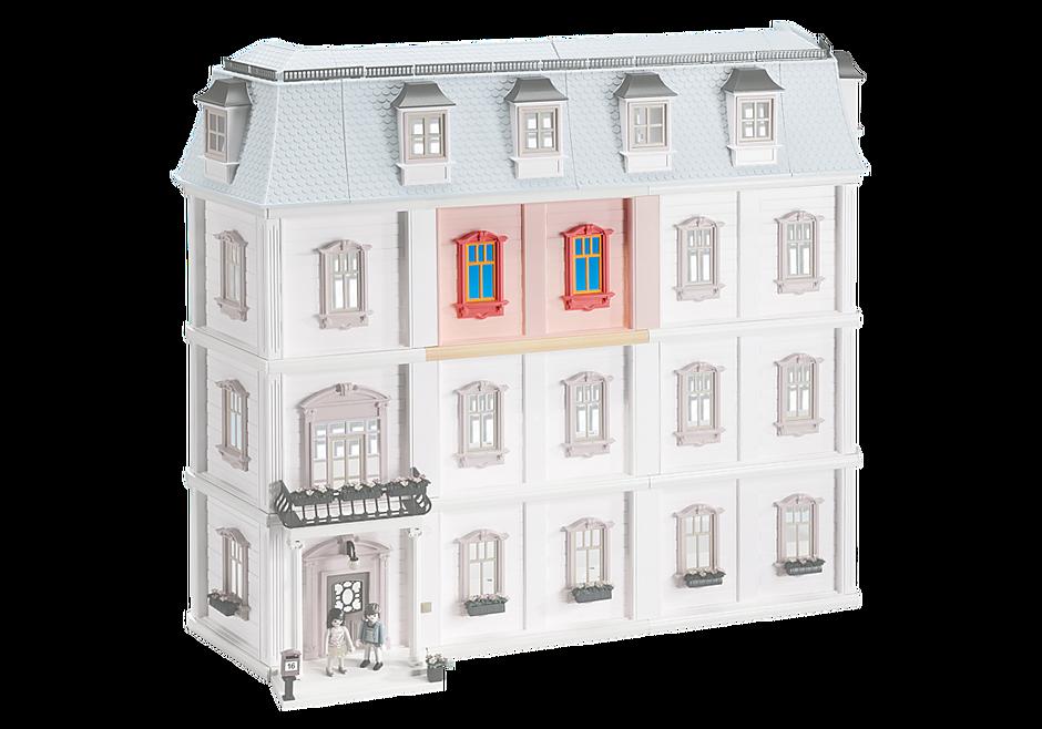 6454 Romantiskt dockhus, utbyggnad C detail image 1
