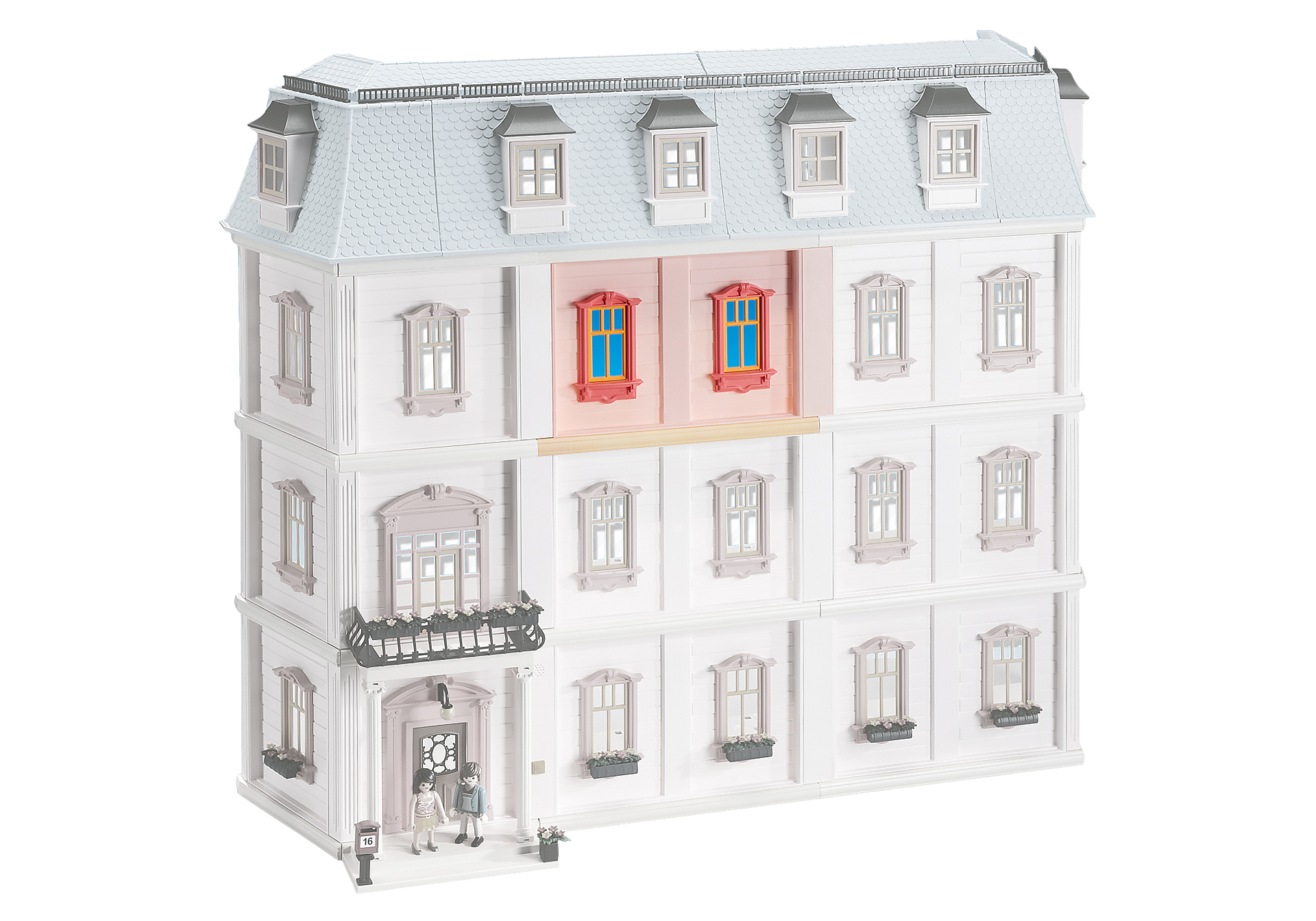 6454 Romantiskt dockhus, utbyggnad C zoom image1