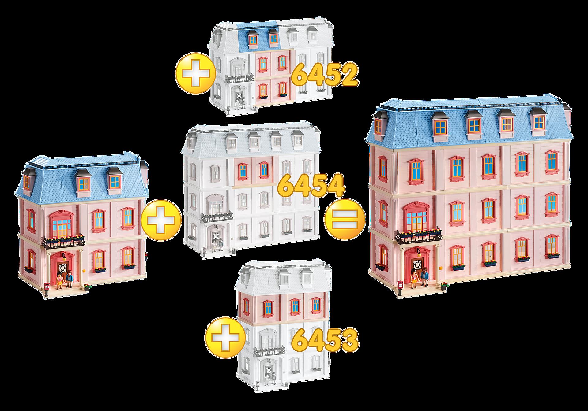 6454 Romantiskt dockhus, utbyggnad C zoom image3