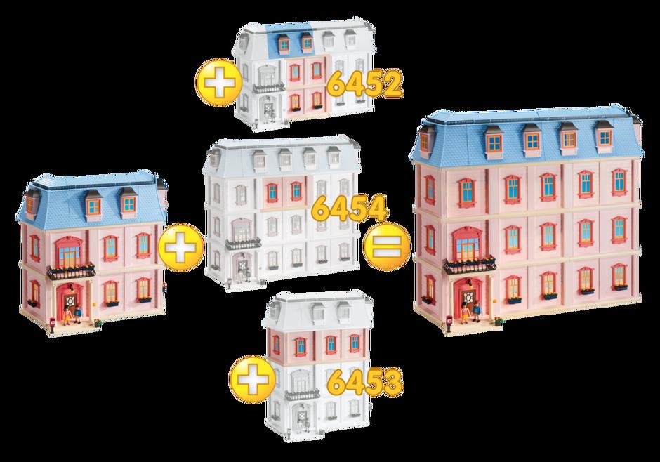 Extensi n c para la casa de mu ecas rom ntica ref 5303 for La casa de las munecas madrid