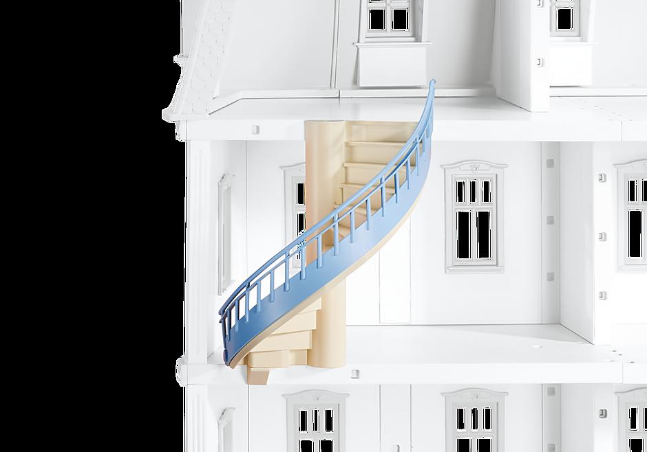 6455 Schody dla romantycznego domku detail image 1