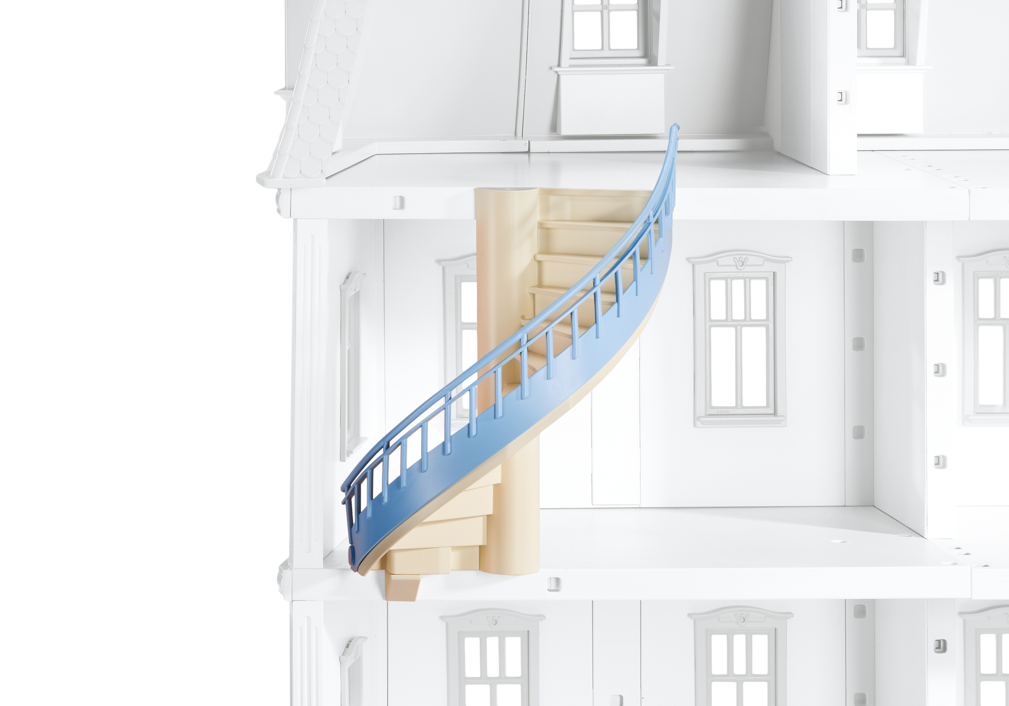 http://media.playmobil.com/i/playmobil/6455_product_detail/Spiral Staircase for Deluxe Dollhouse (5303)