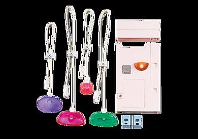6456 Light Set for Deluxe Dollhouse (5303)
