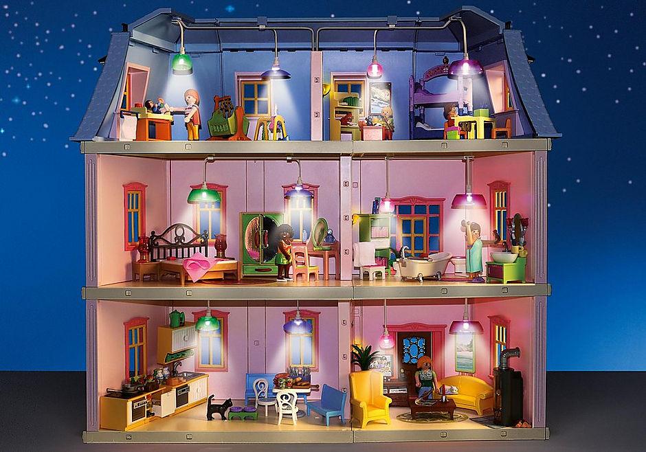 6456 Light Set for Deluxe Dollhouse (5303) detail image 2