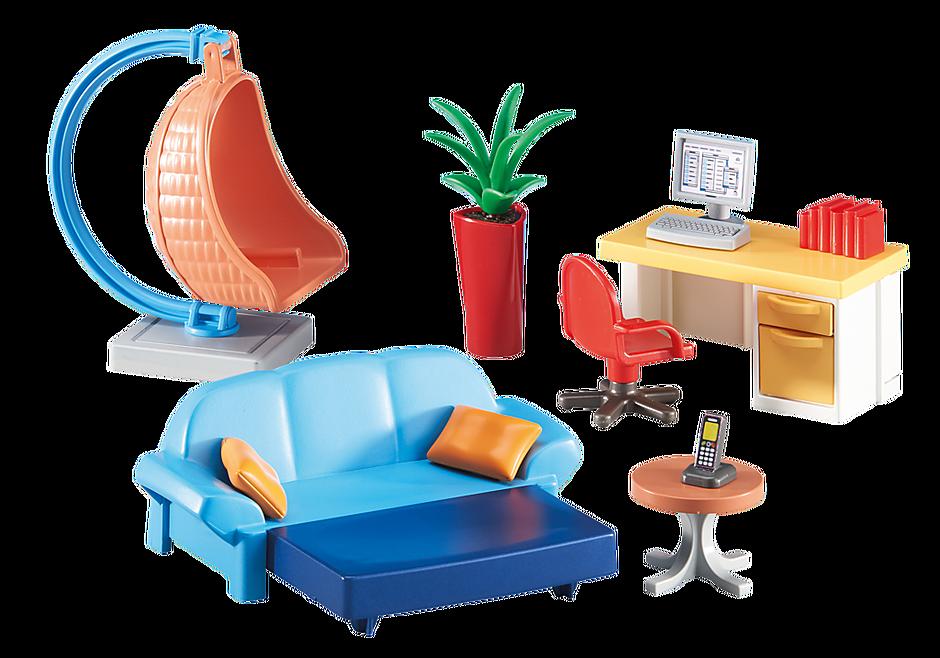 http://media.playmobil.com/i/playmobil/6457_product_detail/Εφηβικό δωμάτιο