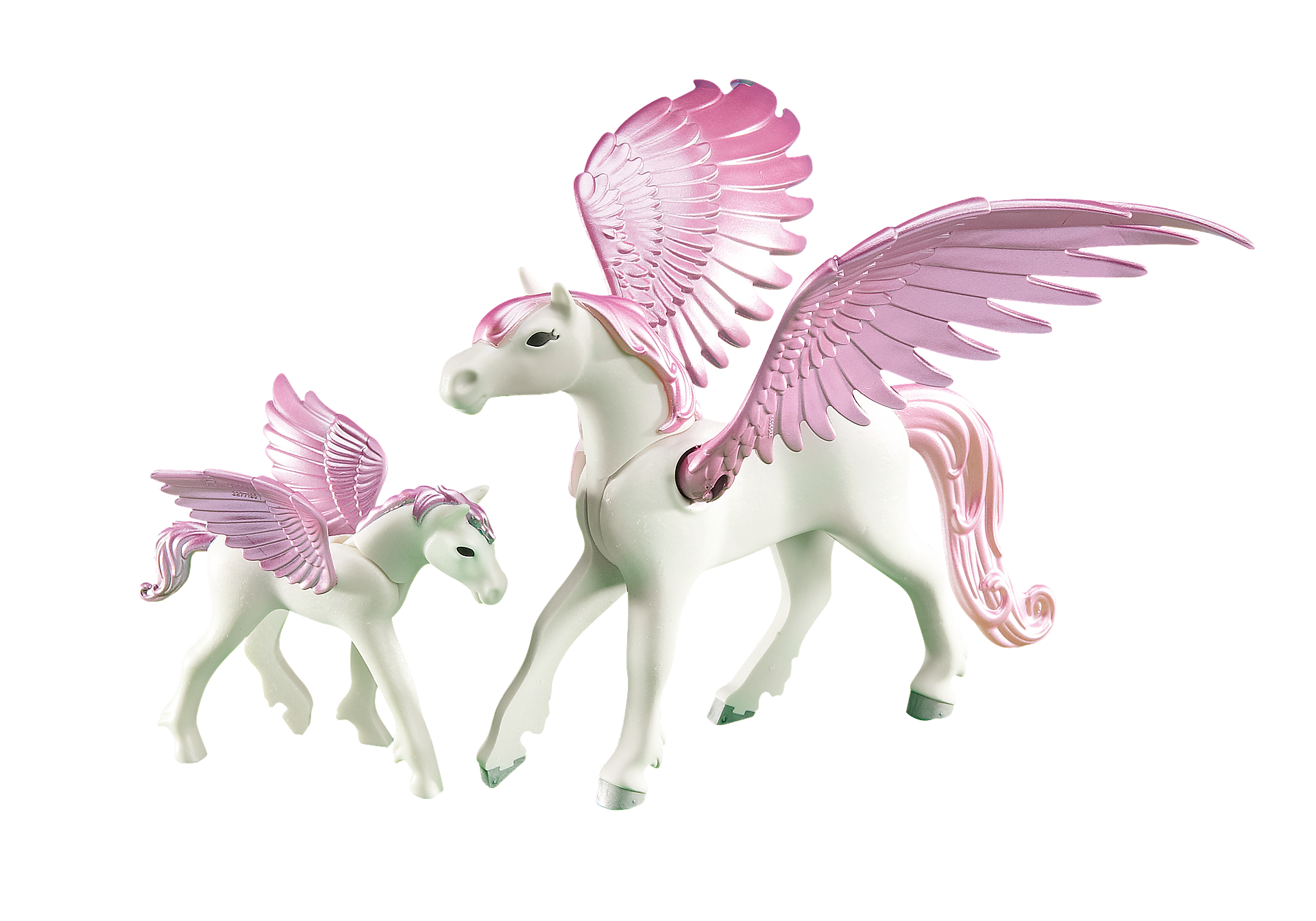 6461 Pegasus med føl zoom image1