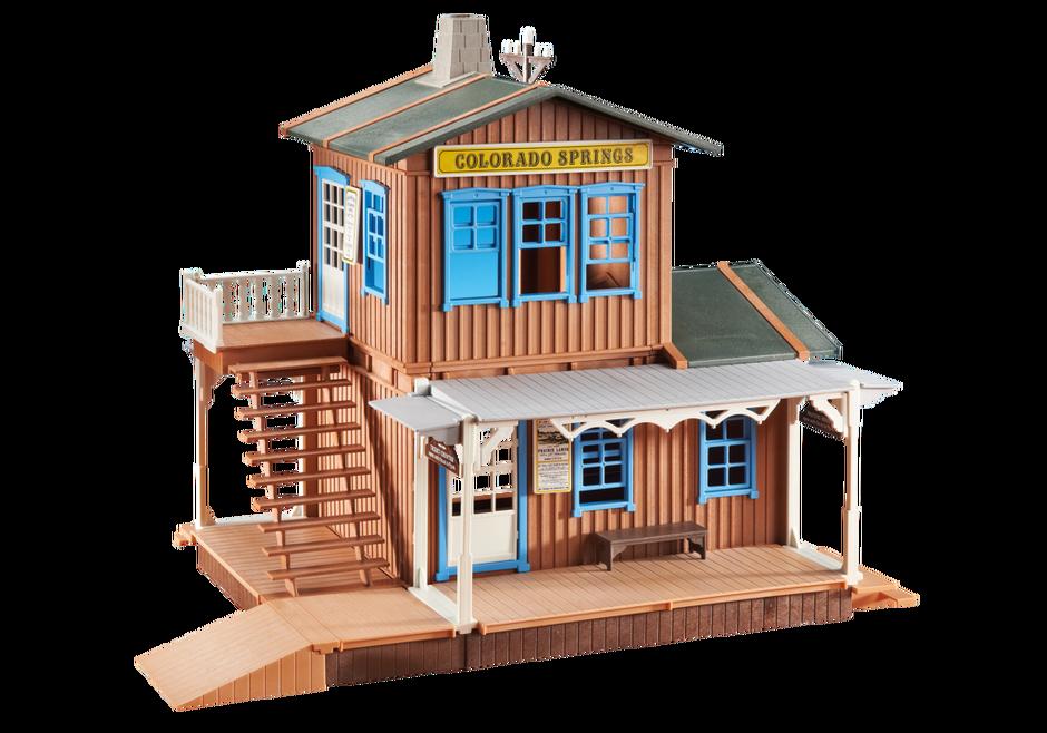 Western Depot 6462 Playmobil Usa