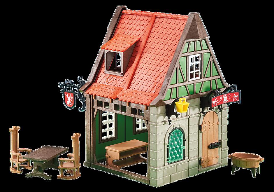 6463 Bâtiment médiéval detail image 1