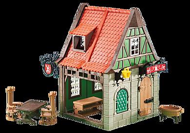 6463 Medieval Tailor Shop