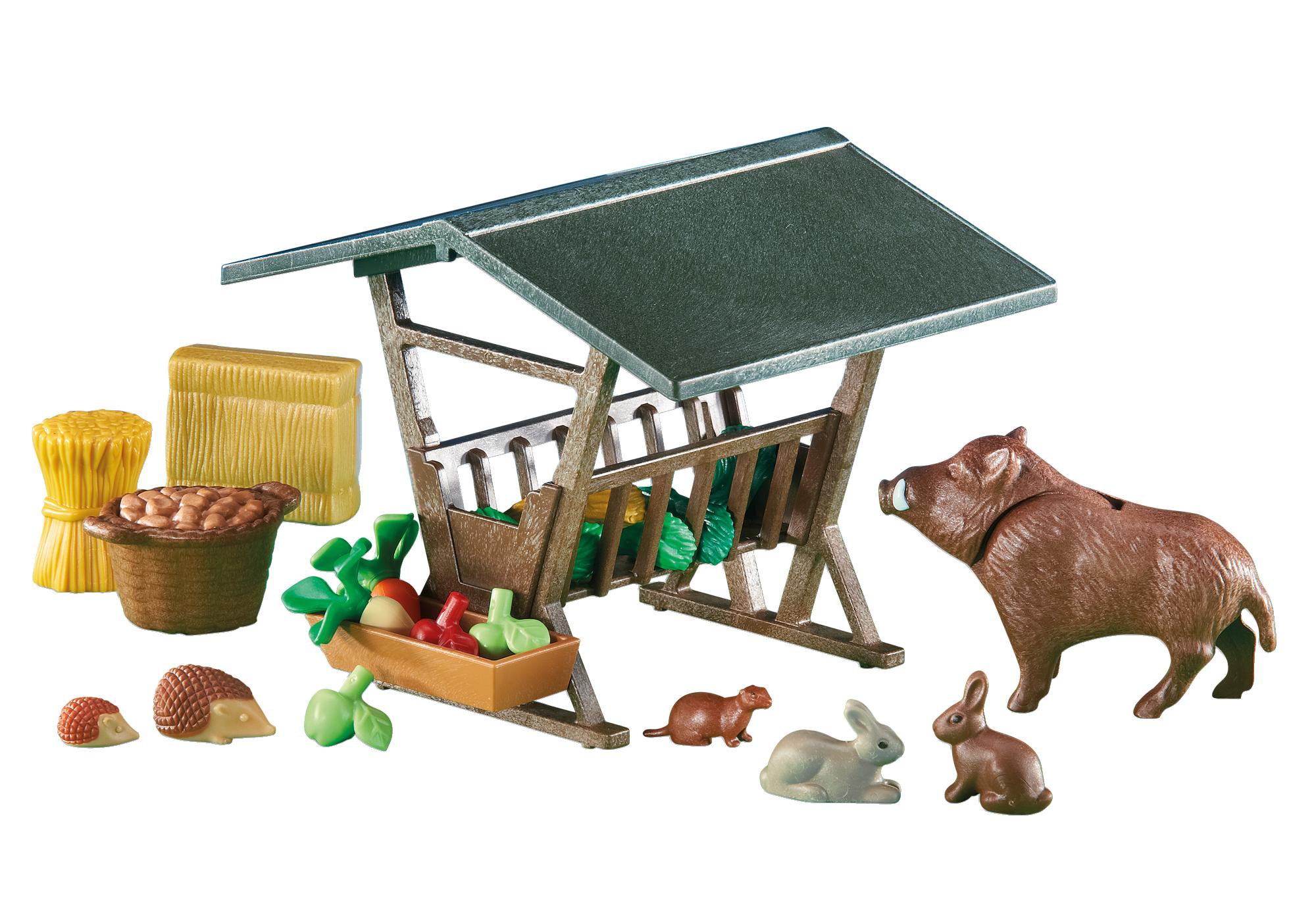 http://media.playmobil.com/i/playmobil/6470_product_detail/Animaux avec mangeoire
