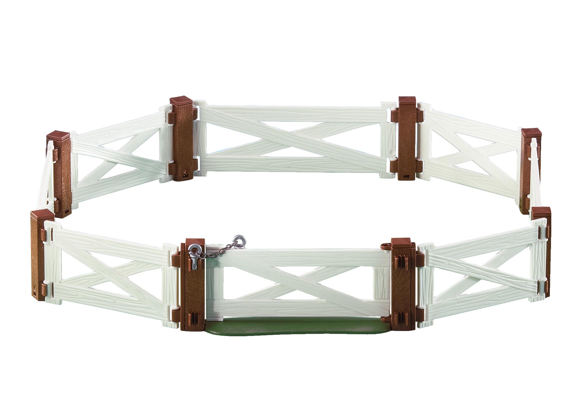 http://media.playmobil.com/i/playmobil/6473_product_detail/Επέκταση φράχτη για τη Φάρμα των Πόνυ
