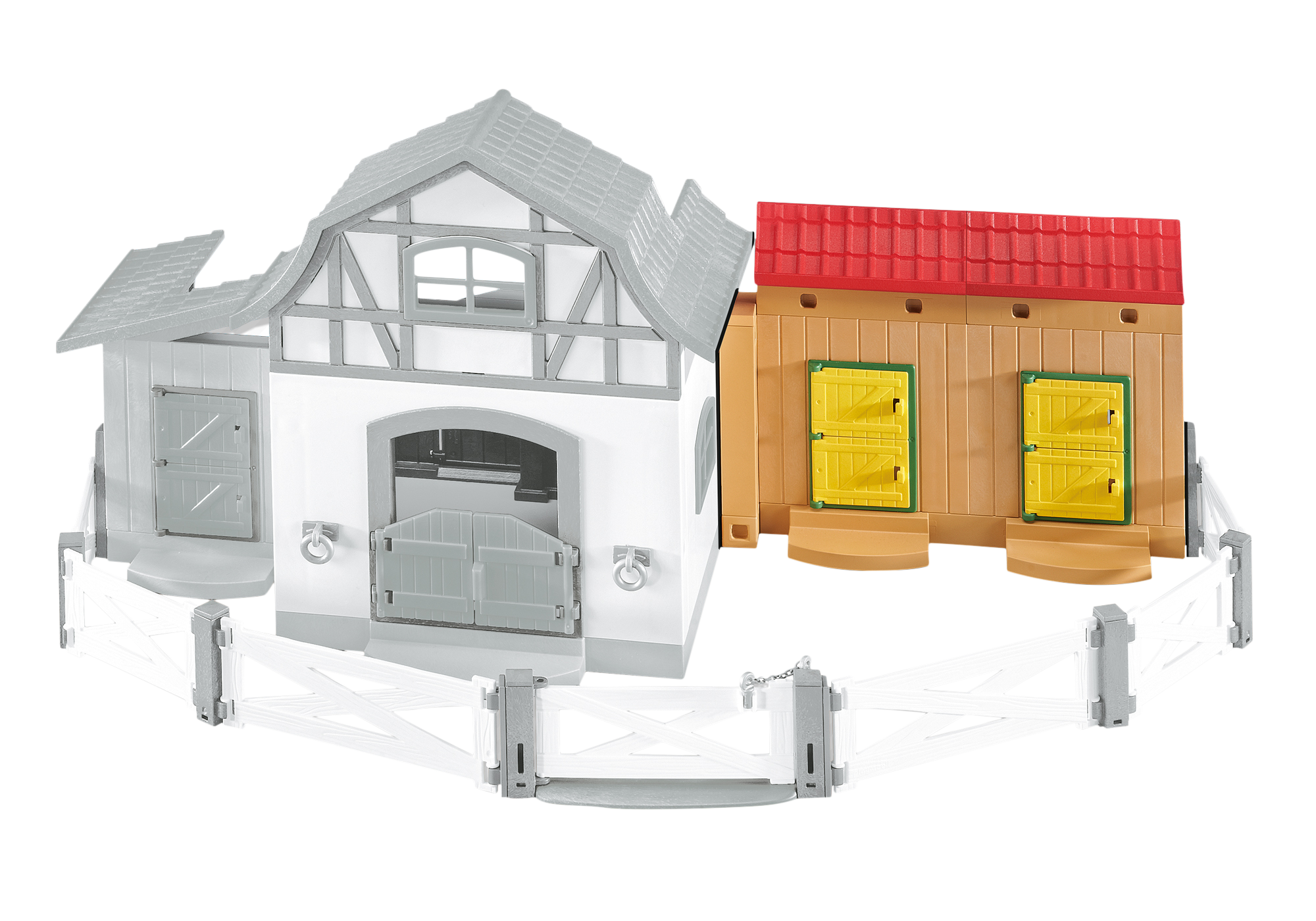 6474_product_detail/Stable Extension for Pony Farm