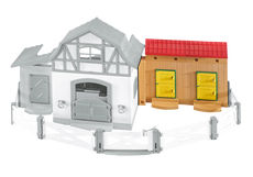 Playmobil Stable Extension For Pony Farm 6474