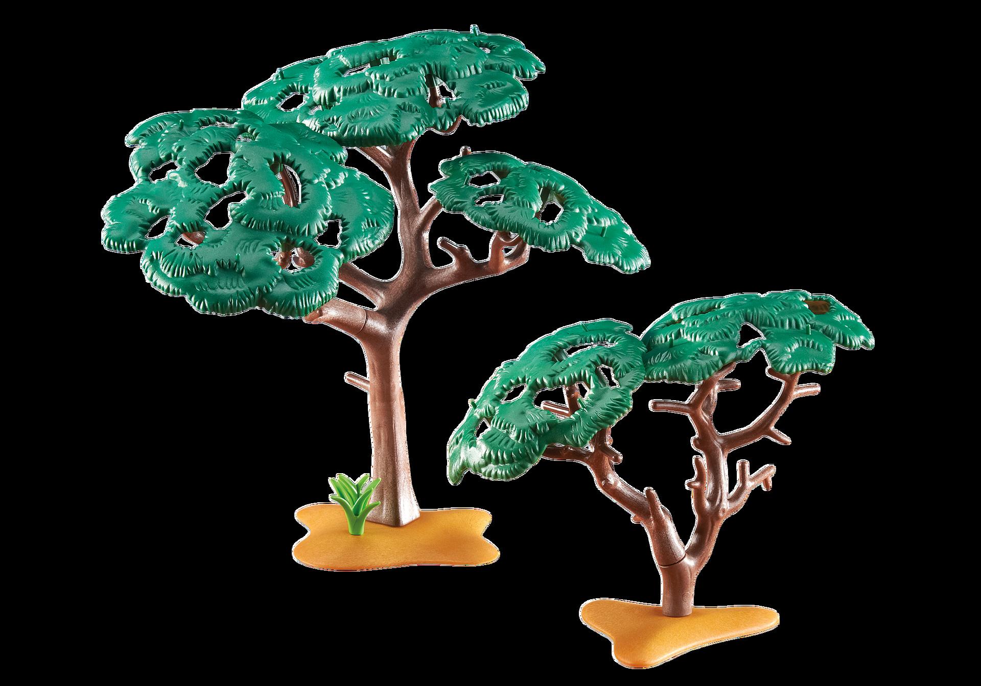 Arbres de la savane 6475 playmobil france - Playmobile savane ...