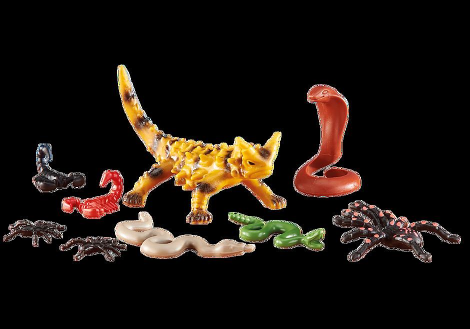 http://media.playmobil.com/i/playmobil/6476_product_detail/Δηλητηριώδη εξωτικά ζώα