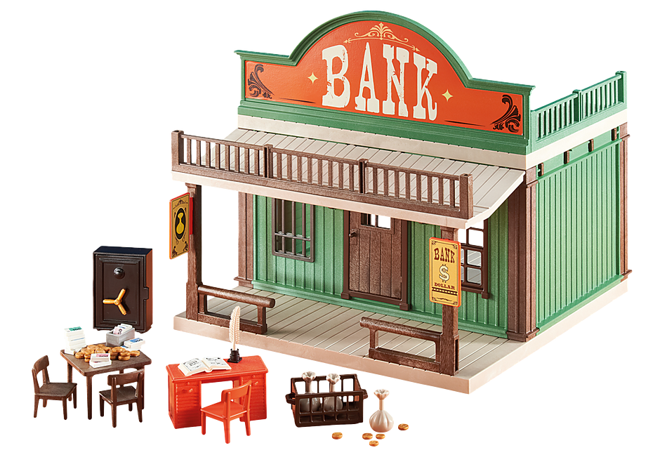 6478 Western bank detail image 1