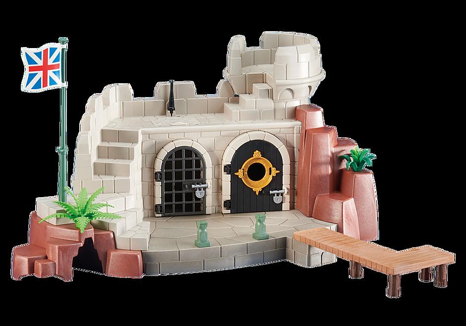 6482 Fort avec geôle detail image 1