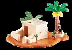 Playmobil Egyptian House 6485