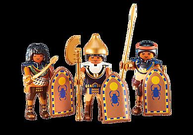6488 Τρεις Αιγύπτιοι στρατιώτες