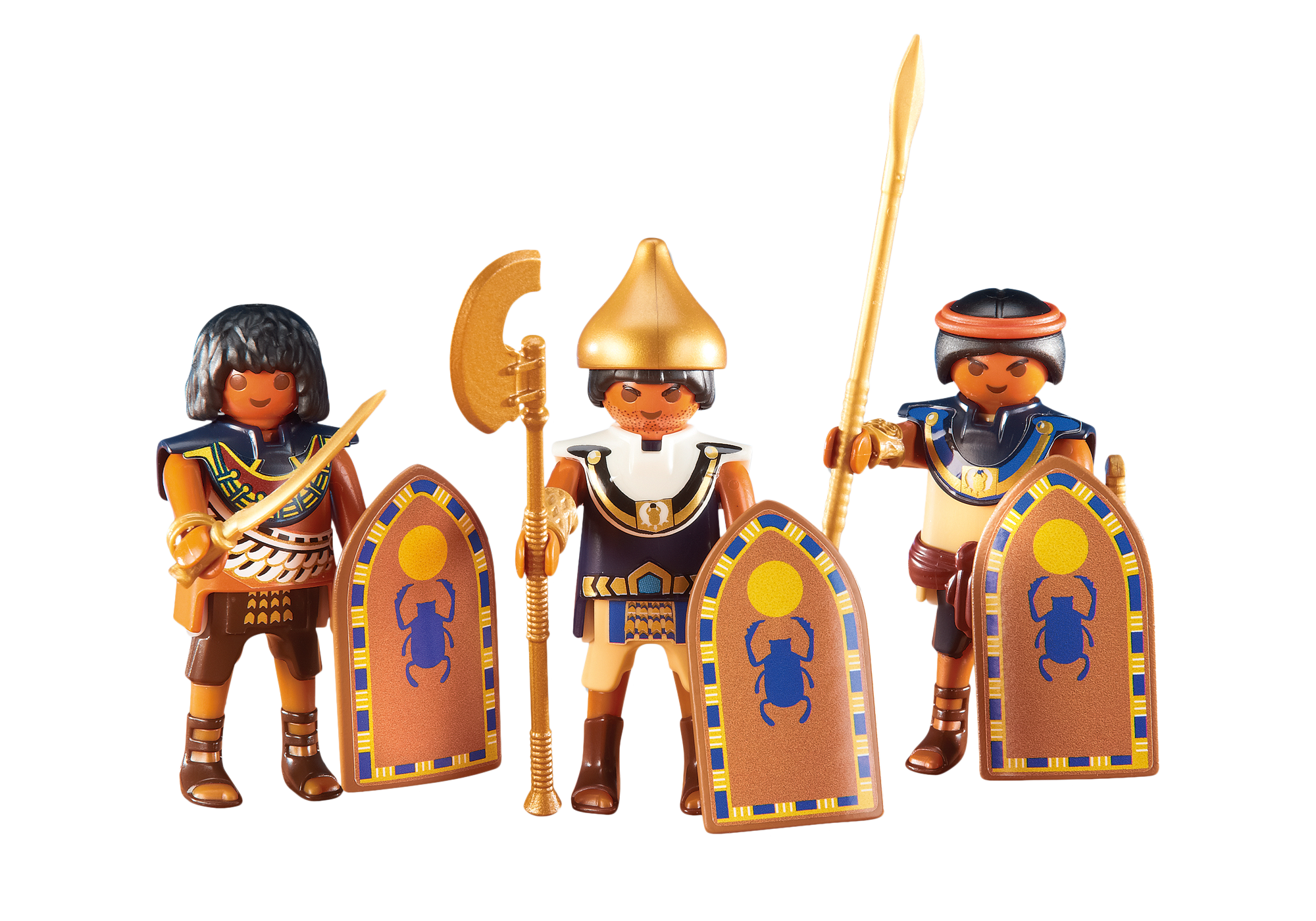 6488_product_detail/3 egyptiska soldater