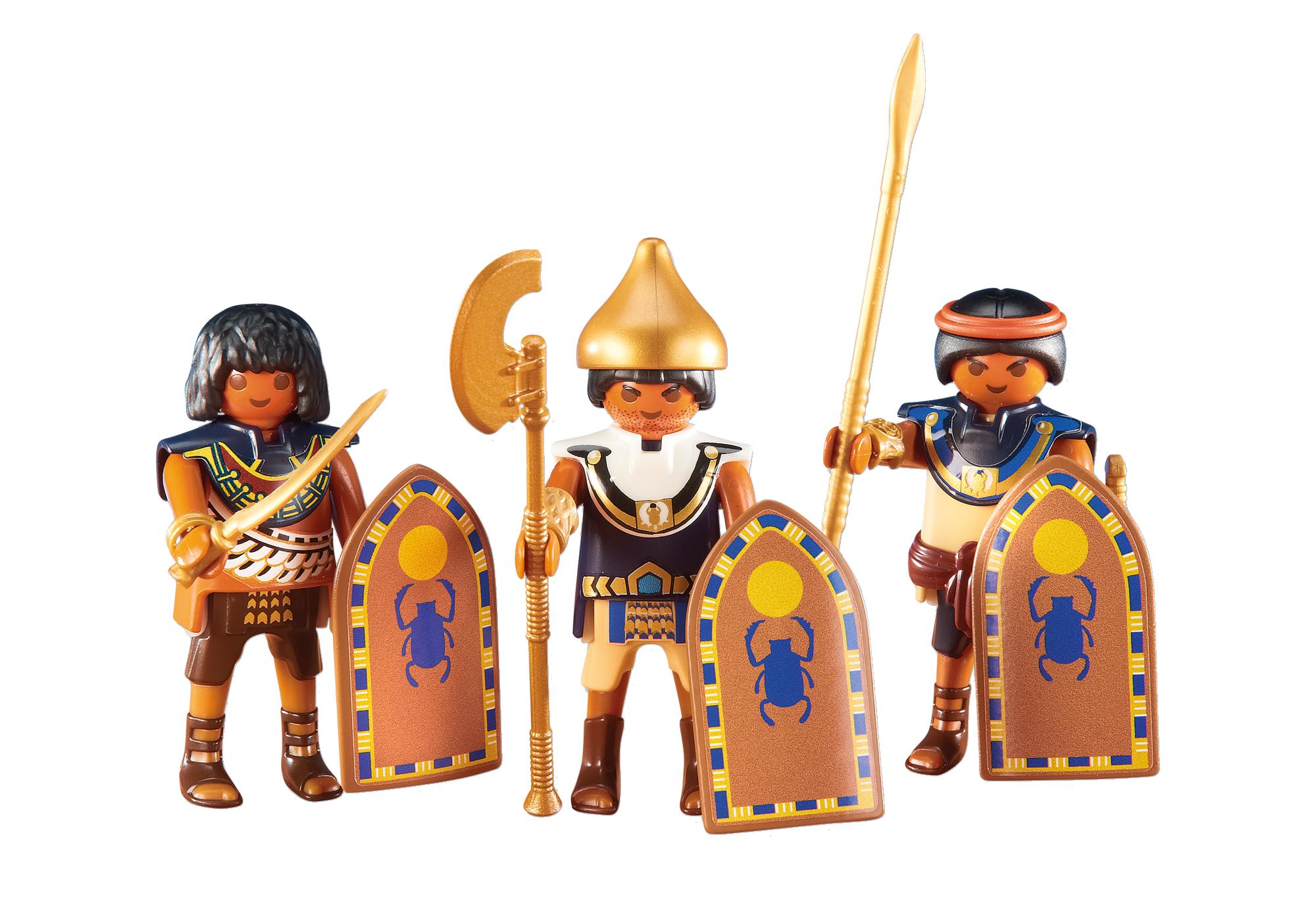 6488_product_detail/3 egyptiske soldater
