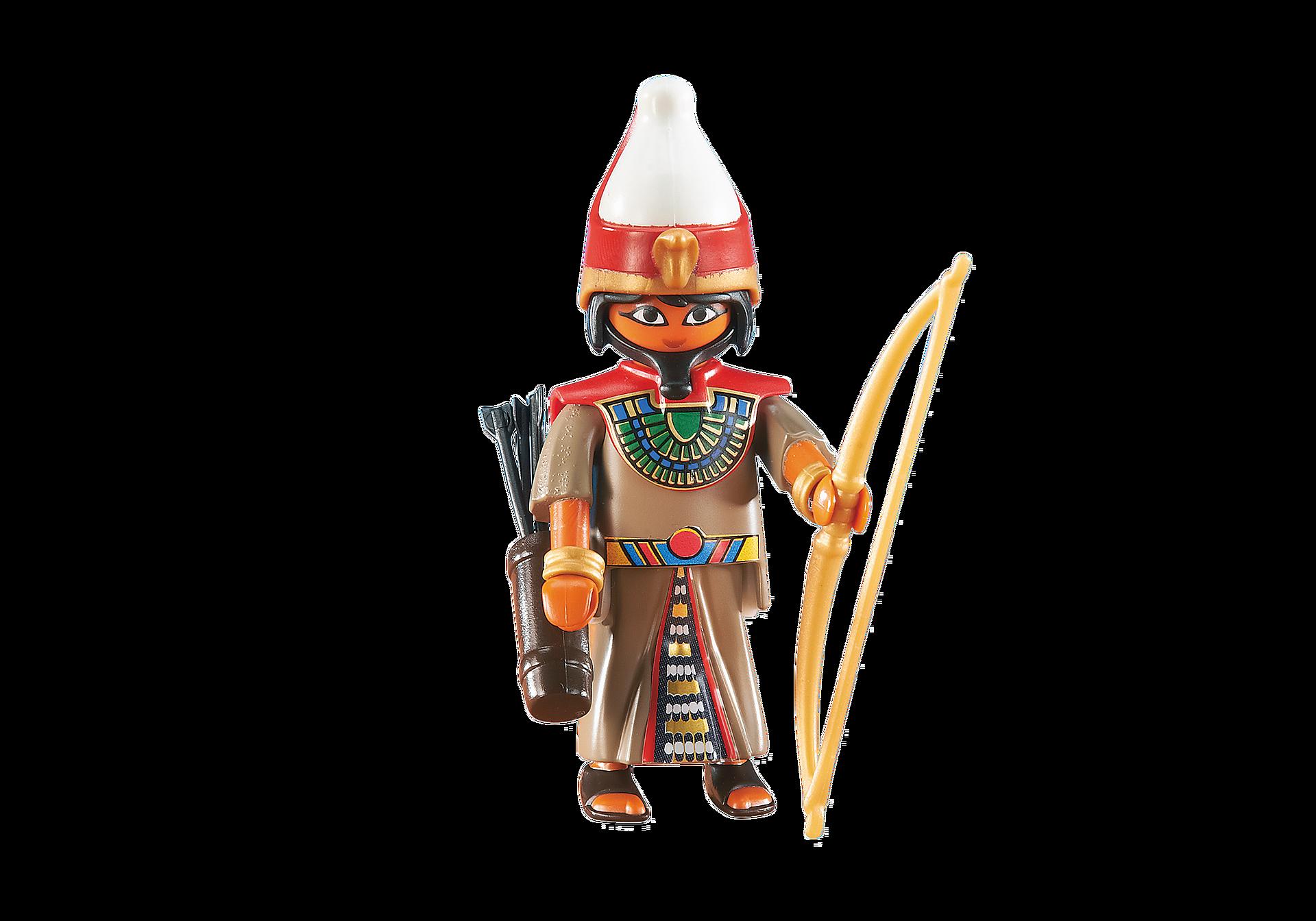 6489 Aanvoerder van Egyptische soldaten zoom image1