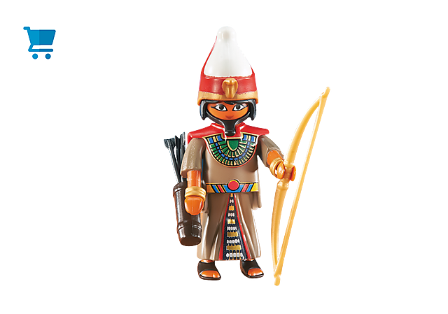 6489_product_detail/De egyptiske soldaters anfører