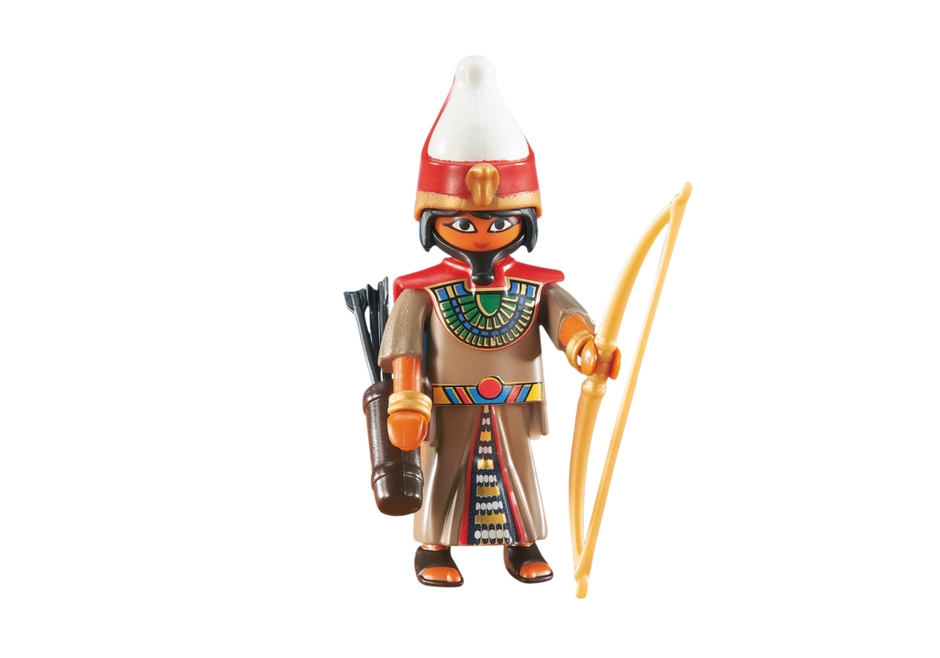 Leader of the egyptian soldiers 6489 playmobil usa - Playmobil egyptien ...