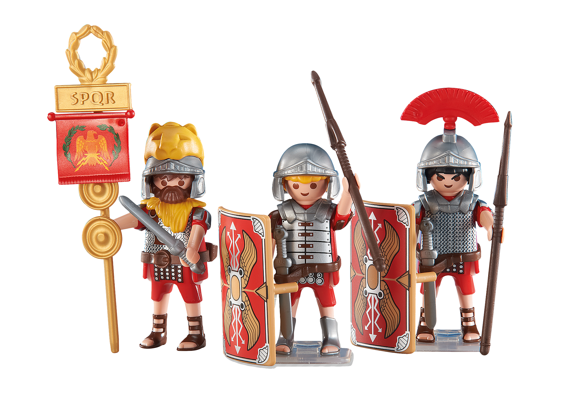 6490 3 Roman Soldiers zoom image1